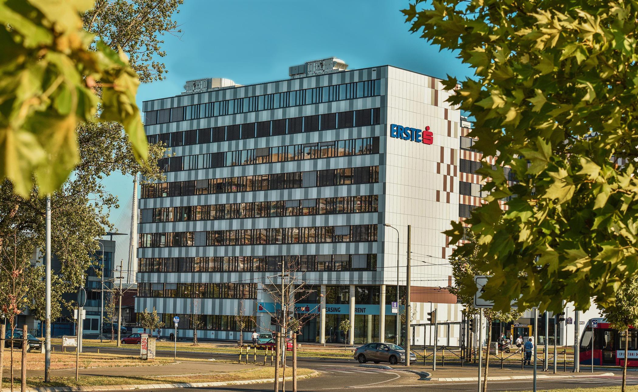 Erste Bank Srbija Verujusebe